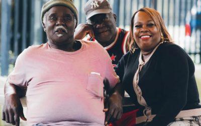 Dr. April Glasco Helps People Who've Hit Bottom Start Over